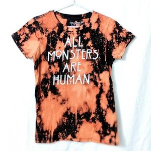 American Horror Story Acid Wash Tee